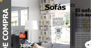 Folleto Guía de Compra IKEA SOFÁS