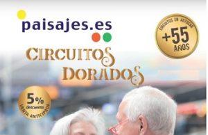 VIAJES CIRCUITOS DORADOS con Paisajes.es