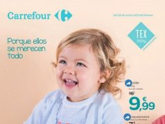 CARREFOUR TEX Baby
