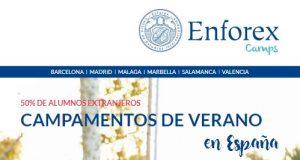 ENFOREX Campus-campamentos de verano-CURSOS