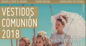 Nuevos Vestidos COMUNION BAUNDA Madrid