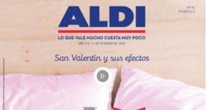 """Supermercados ALDI: """"San Valentín y sus efectos"""""""