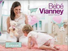 """Catálogo BEBE VIANNEY – """"Edredones, cobertores y accesorios"""""""