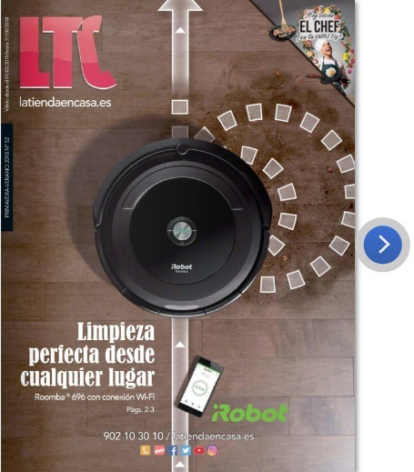 Catálogo La Tienda En Casa (Primavera–Verano)