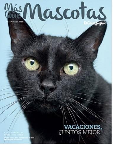 """Catálogo de mascotas – El corte Inglés- """"VACACIONES JUNTOS"""
