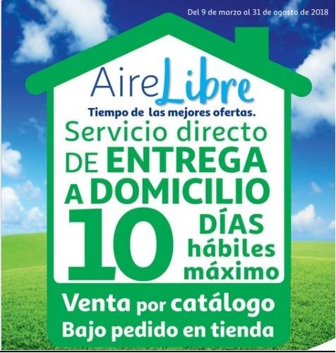 Catálogo Alcampo Aire Libre Primavera Disfrute Y Confort