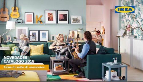 Descargar Catálogo de Novedades IKEA
