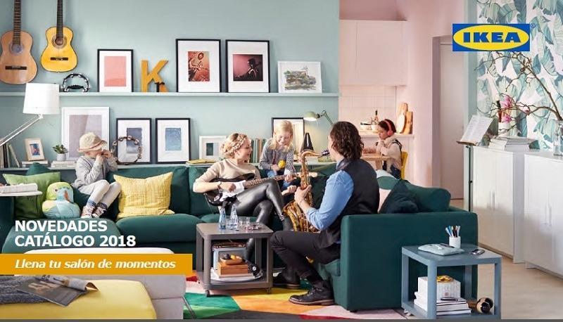 Descargar Catálogo de Novedades IKEA (pdf) - Catálogo 2019