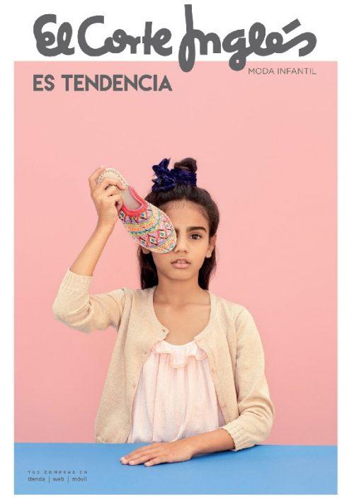 "Moda INFANTIL ""El Corte Inglés"""