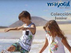 Colección JUNIOR MAYORAL Verano