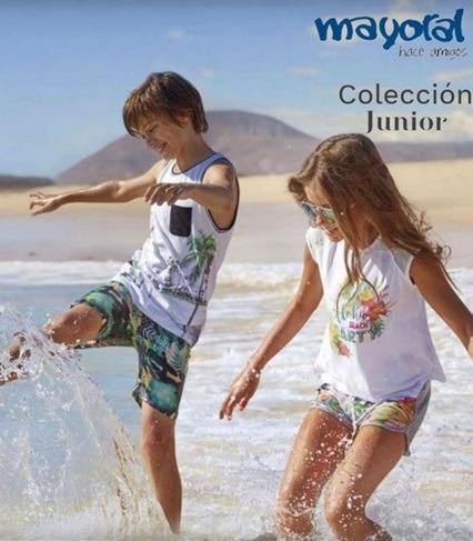 995e4cba47a Colección JUNIOR MAYORAL Verano - Ropa para niñas ¡Muchas novedades ...