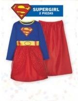 Disfraces LIDL para niña Supergirl