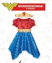 Disfraces LIDL para niñas Wonder Woman
