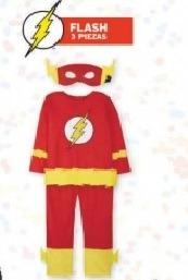 Disfraces LIDL de flash