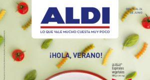Catálogo Aldi ¡Hola Verano!