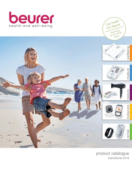 Catálogo Beurer lo mejor para tu salud