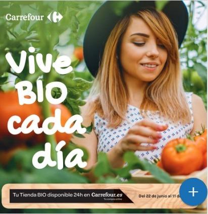 CARREFOUR – Tienda BIO