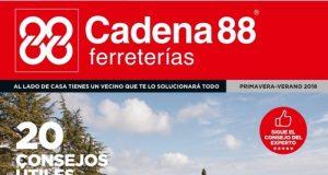 Catálogo de Cadena88