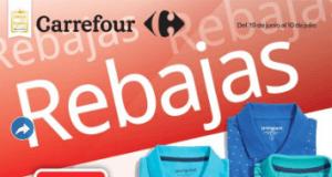 Catálogo Carrefour rebajas de verano