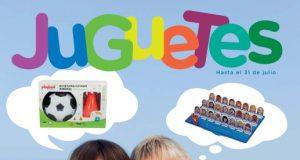 Catálogo de JUGUETES-El Corte Inglés Junio-Julio