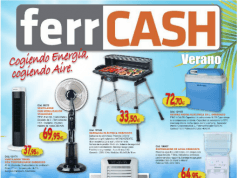 Catálogo de Ferrcash para el verano