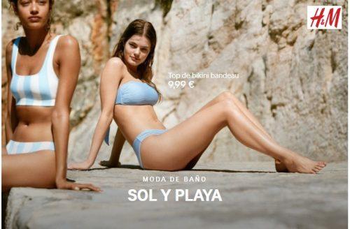 H&M-Mujer SOL Y PLAYA Moda Baño