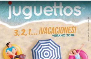 JUGUETTOS VACACIONES verano