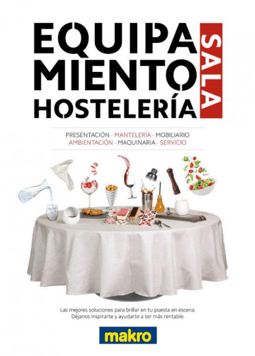 Catálogo de MAKRO España para la hostelería » Catálogo 2018