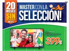 Catálogo de Master Cadena