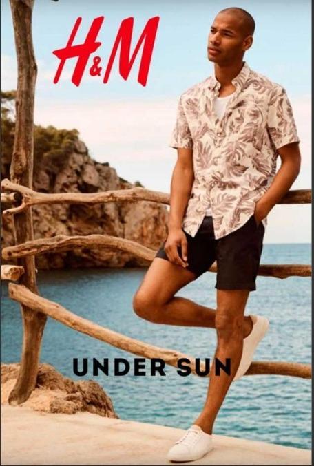 Moda masculina H&M-VERANO Ofertas