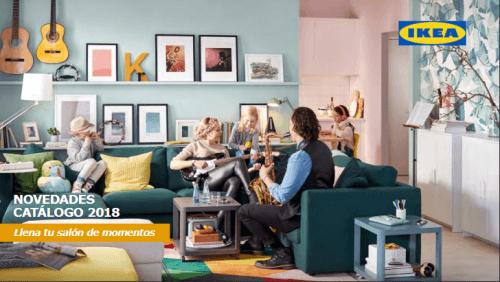 Catálogo Ikea Lo Mejor Para Tu Hogar Para Todo El Año