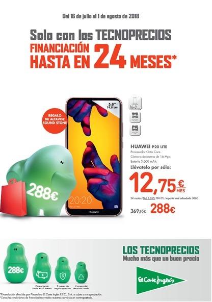 Catálogo TECNOPRECIOS El Corte Inglés