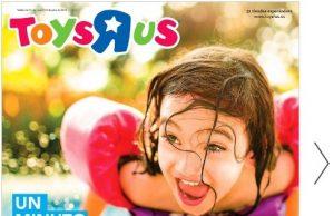 Catálogo verano TOYSRUS-JUGUETES