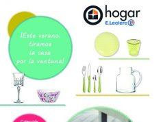 """Folleto ELECLERC-HOGAR """"Mesa y Cocina"""""""