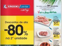 Supermercados EROSKI-Descuentos julio