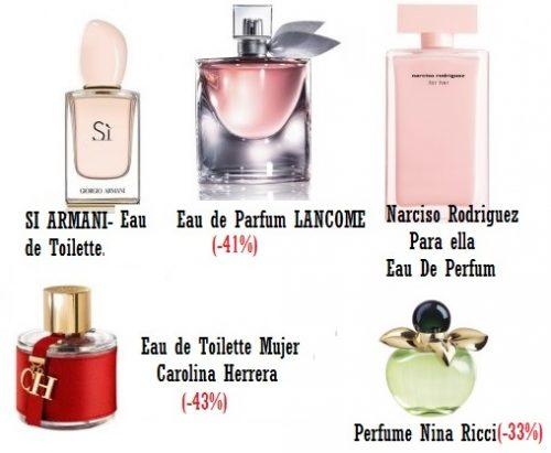 Perfumes MUJER Druni