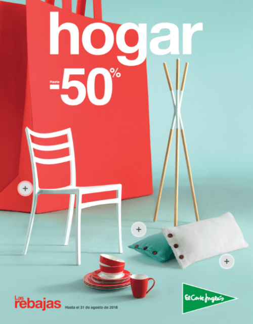 Cat logo el corte ingl s hogar 50 cat logo 2018 - El corte ingles catalogo digital ...