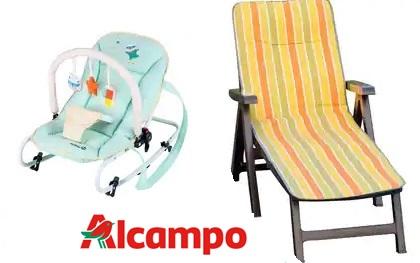Catálogo Alcampo HAMACAS