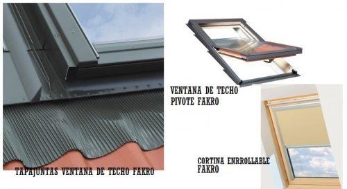 Ventanas de techo y accesorios