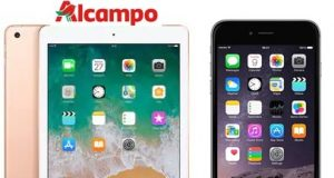 IPHONE – IPAD en Alcampo