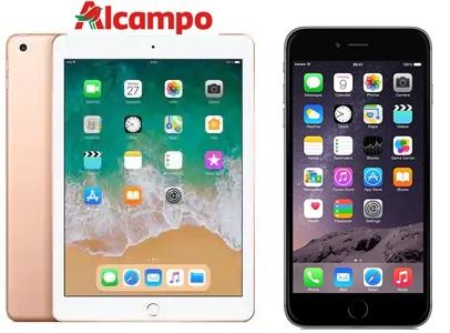 IPHONE – IPAD en Alcampo