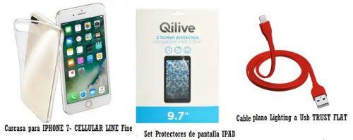 Accesorios para teléfonos inteligentes