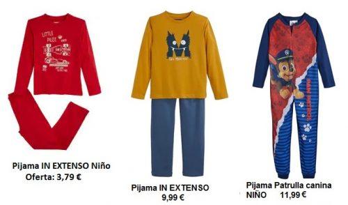 Pijamas para niños-Ofertas