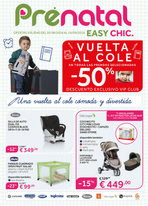 Catálogo Prenatal