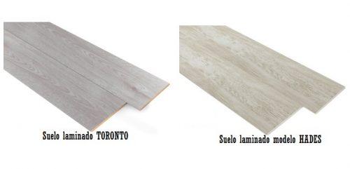 Modelos de suelos laminados