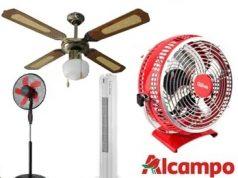 Ventiladores ALCAMPOl