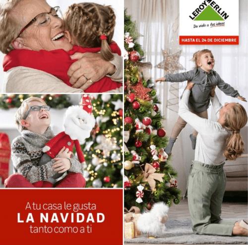 Catálogo Leroy Merlin Navidad Catálogo 2021