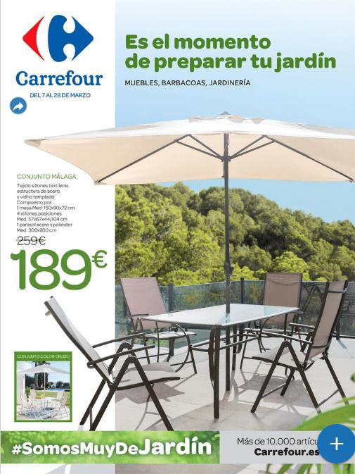 Catálogo Carrefour