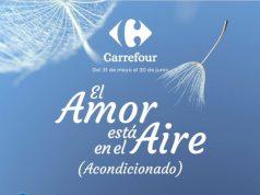 Carrefour aire acondicionado