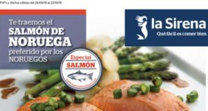 salmon de noruega